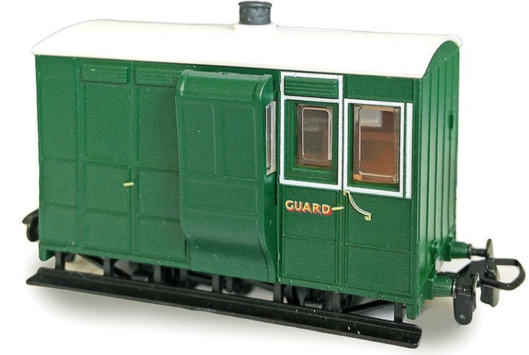 Peco GR-535 Freelance Brake Coach with Buffers