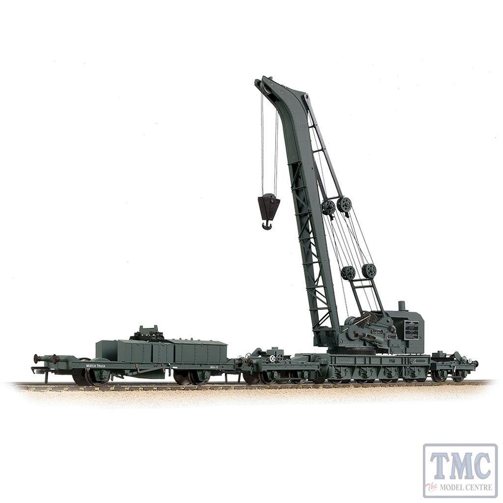 38-801 RANSOMES & RAPIER 45T STEAM BREAKDOWN CRANE GWR GREY