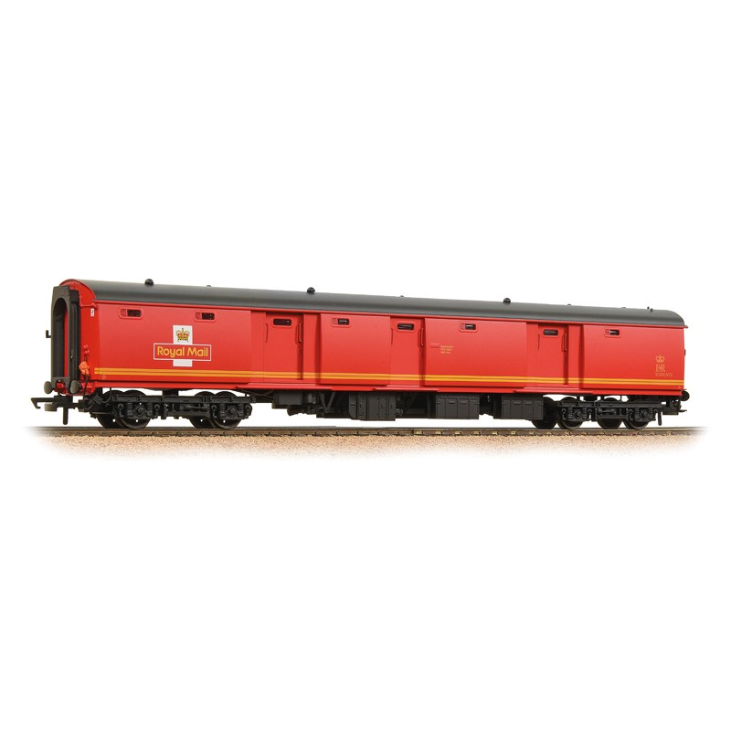Bachmann 39-765 BR MK1 TPO POT Stowage Van Royal Mail Travelling Post Office
