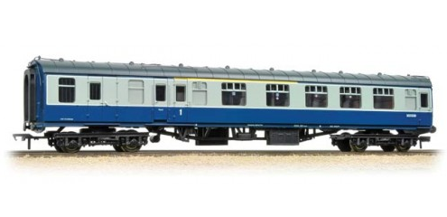 Bachmann 39-264A BR MK1 RMB Miniature Buffet Car Blue /& Grey