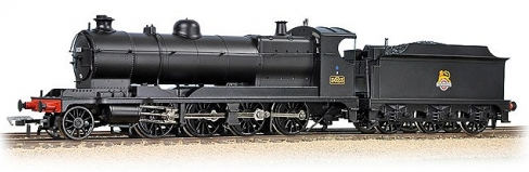 Bachmann 31-127 Class 30xx 2-8-0 ROD 3023 BR black with early emblem