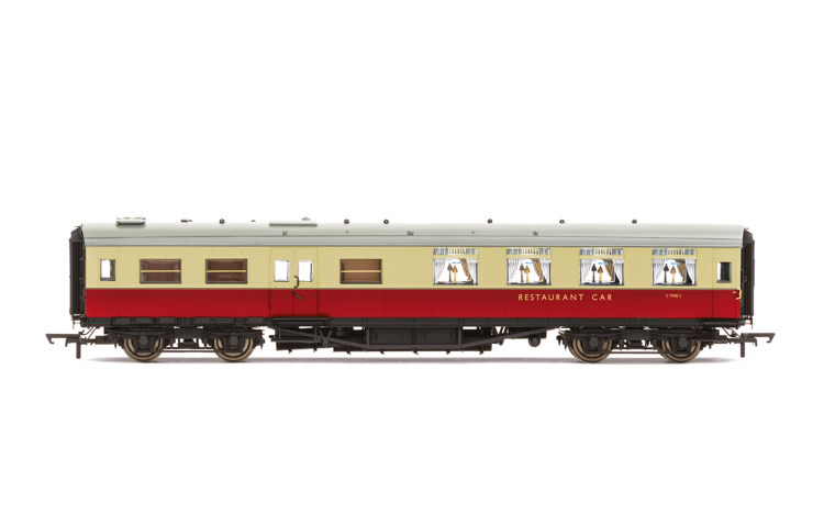 Hornby R40029 BR, Maunsell Kitchen/Dining First, S7998S - Era 4