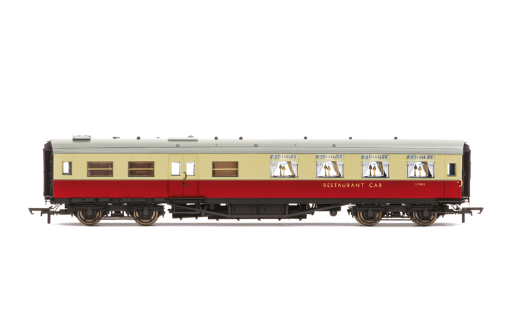 Hornby R40029A BR, Maunsell Kitchen/Dining First, S7955S - Era 4
