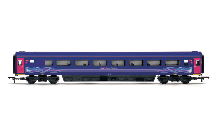 Hornby R40033 FGW, Mk3 Trailer Standard Disabled (TSD), Coach C, 42012 - Era 10