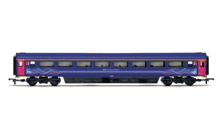 Hornby R40036 FGW, Mk3 Trailer First Open (TFO), Coach G, 41010 - Era 10