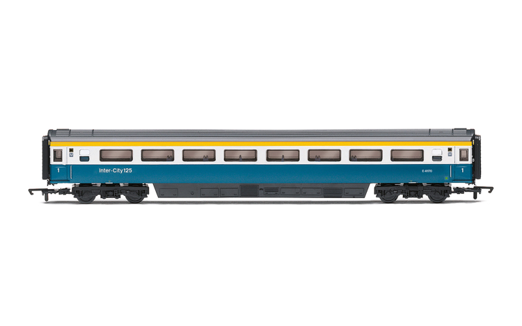 Hornby R40041 LNER (BR), Mk3 Trailer First Open (TFO) (Farewell Tour), Coach M, 41170 - Era 11