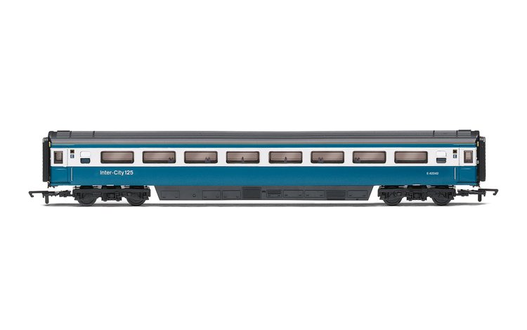 Hornby R40024 Network Rail, Mk1 Brake Composite Corridor, DB 975280 - Era 11
