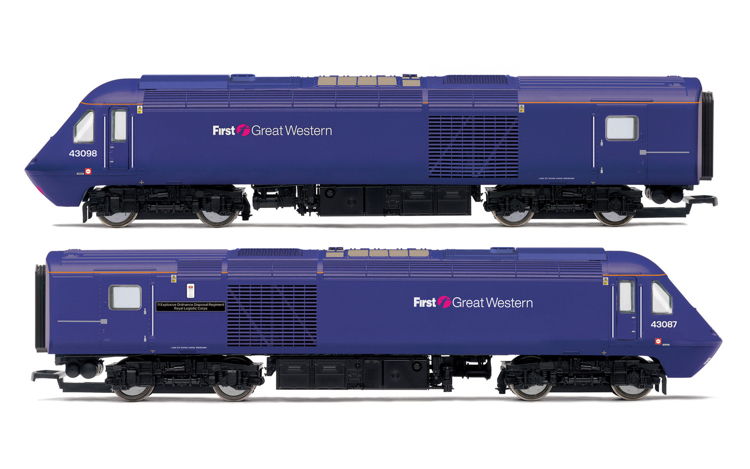 Hornby R3958 FGW, Class 43 HST Train Pack - Era 10
