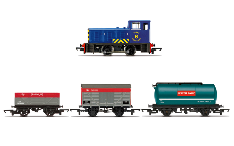 Hornby R30036 Diesel Freight Train Pack