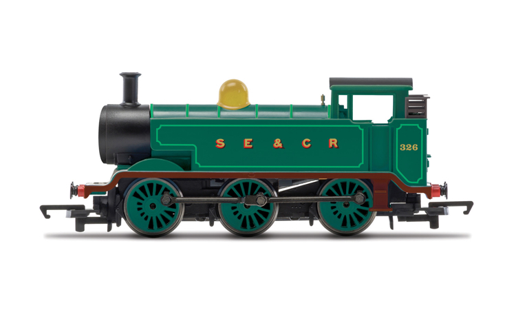 Hornby R30039 SE&CR, 0-6-0 Tank Engine, No. 326 - Era 2