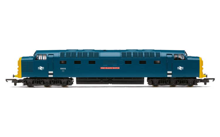 Hornby R30049TTS BR, Class 55, Deltic, Co-Co, 55013