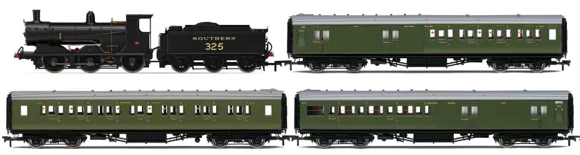 Hornby R3302 '1940: Return from Dunkirk' 75th Anniversary Train Pack - Limited Edition of 1000