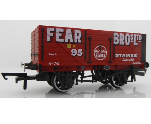 Oxford Rail OR76MW7001 7 Plank 'Fear Bros. - Staines'