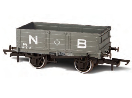 Oxford Rail OR76MW4001 4 Plank NBR
