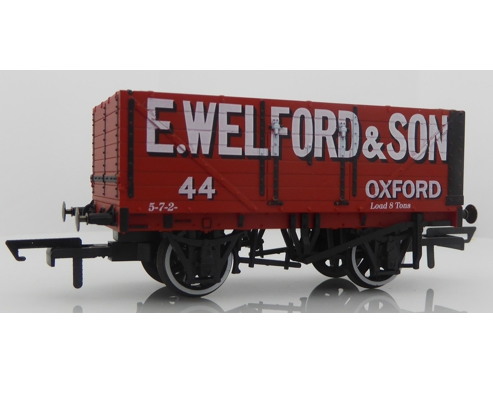 Oxford Rail OR76MW7003 7 Plank 'E. Welford & Son - Oxford'