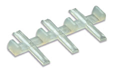 Peco SL-11 Rail Joiners, insulated (Fishplates)