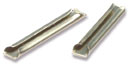 Peco SL-110 Rail Joiners, nickel silver, for code 75 and code 82 rail