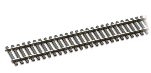 Peco SL-100F Wooden sleeper type Code 75, nickel silver rail - 914mm x1