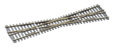 Peco SL-E194 Long Crossing (12 angle) (Electrofrog)