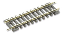 Peco ST-2 Short Straight, 58mm (25/1 inches) long