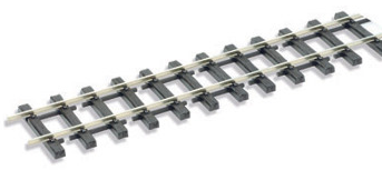 Peco SL-900 Wooden Sleeper Track, Nickel Silver Rail, 914mm length x1