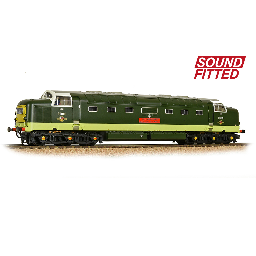 Bachmann 32-529CSF Class 55 'Deltic' D9010 'The King