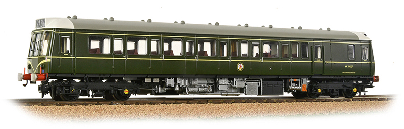 Bachmann 35-525 Class 121 Single Car DMU BR Green