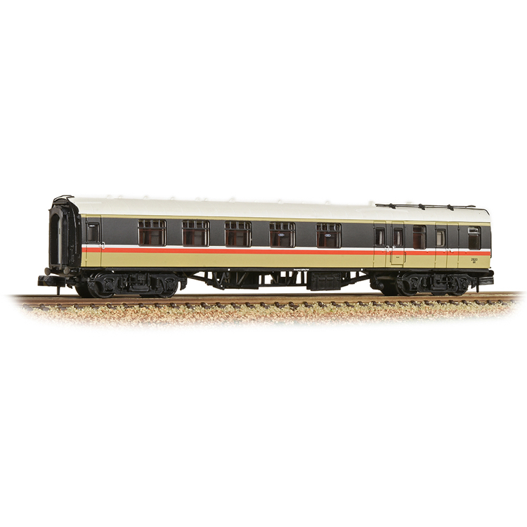 Graham Farish 374-088 BR Mk1 BCK Brake Composite Corridor BR InterCity Charter (Executive)
