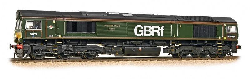Bachmann 32-983 Class 66/7 66779 'Evening Star' GBRailfreight