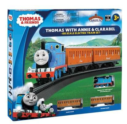 Bachmann 00642BE Thomas with Annie and Clarabel - moving eyes DCC Ready