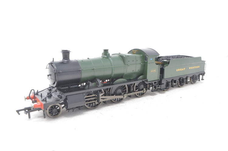 Dapol 4S-043-001 2-6-0 Mogul 6336 Green 'Great Western' ERA