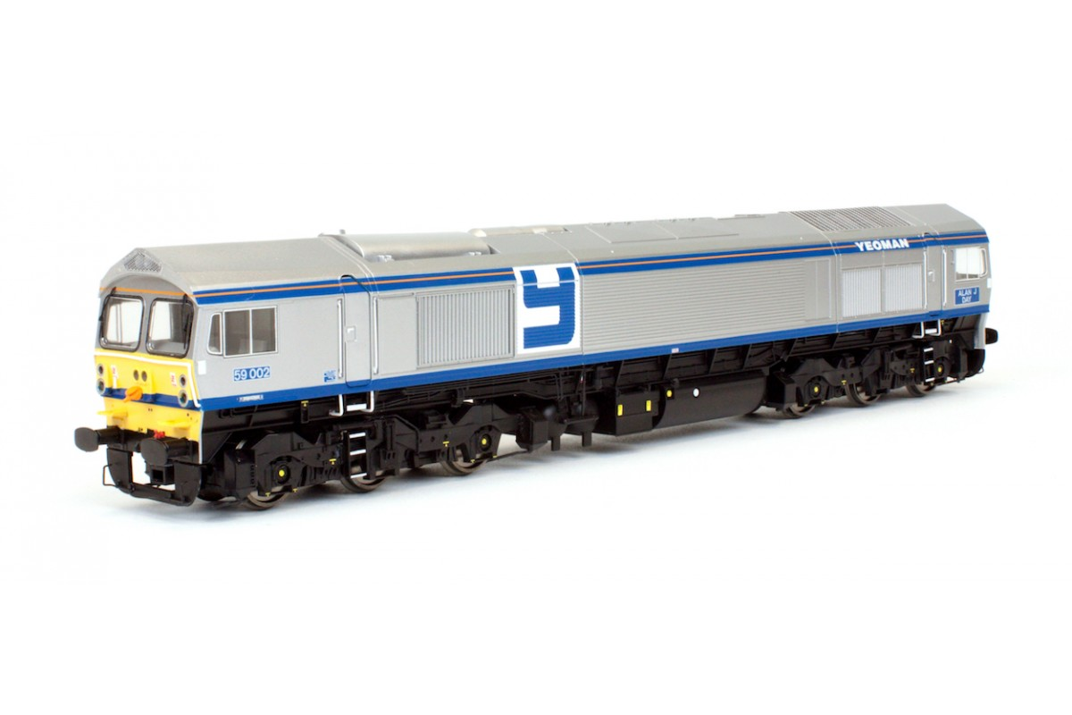 DAPOL 4D-005-000 CLASS 59 002 'ALAN J DAY' FOSTER YEOMAN DIESEL LOCOMOTIVE