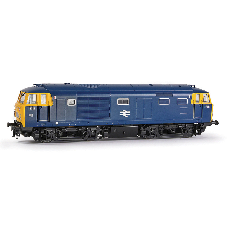 EFE Rail E84003 Class 35 'Hymek' 7016 BR Blue Full Yellow End With Data Panel