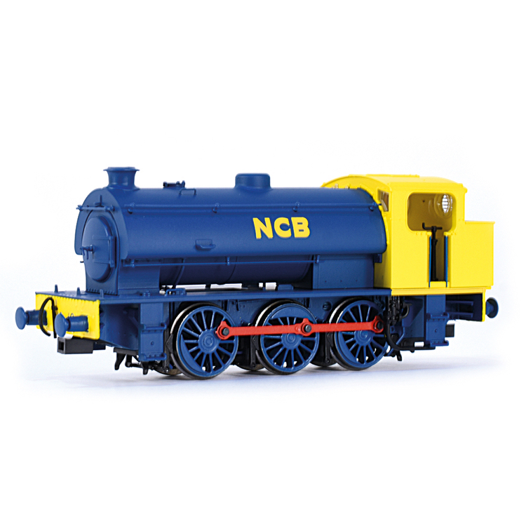 EFE Rail E85003 J94 Saddle Tank No. 19 NCB Blue & Yellow