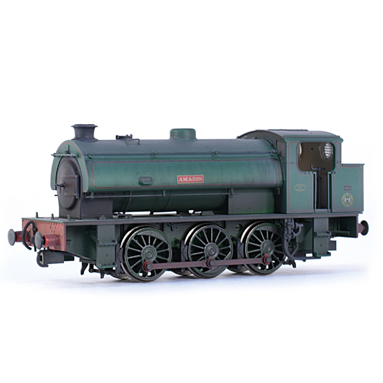 EFE Rail E85004 J94 Saddle Tank 'Amazon' National Coal Board Green [W]