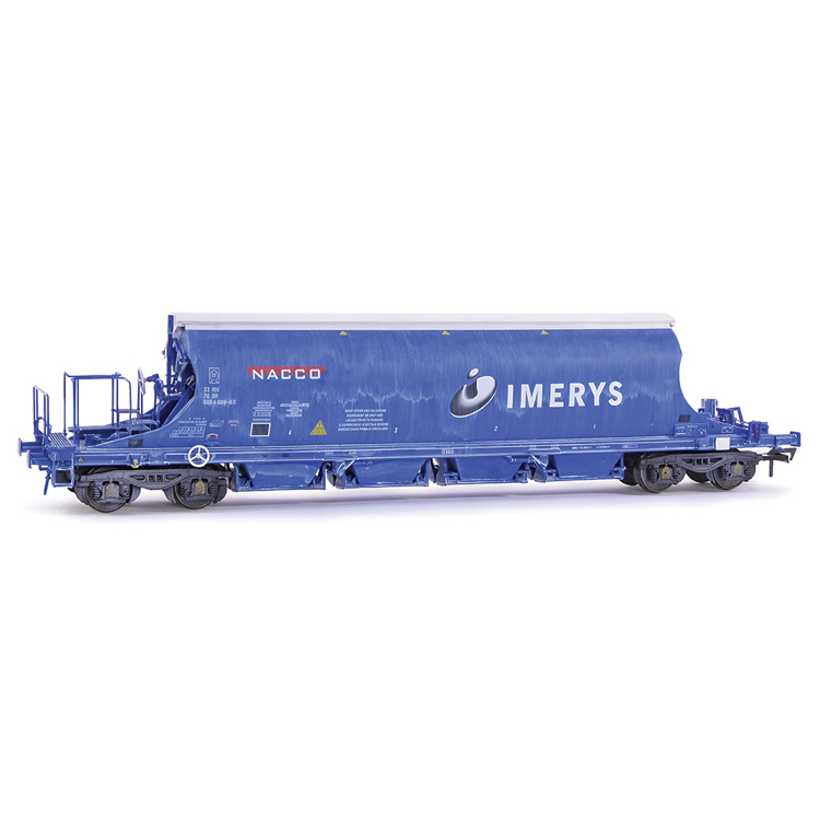 EFE Rail E87002 JIA Nacco Wagon 33-70-0894-009-6 Imerys Blue [W - light]