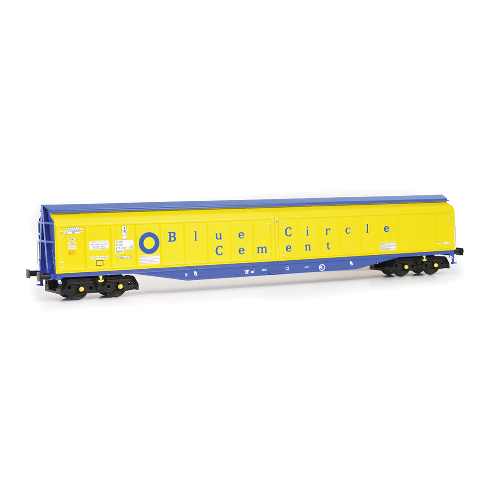 EFE Rail E87008 Cargowaggon 279-7-611-1 Blue Circle Cement