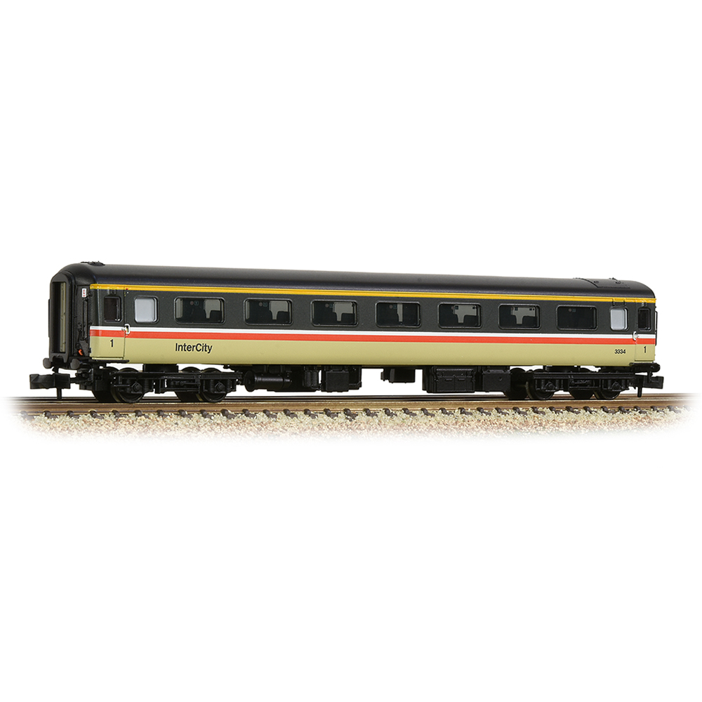 Graham Farish 374-762 BR Mk2F FO First Open BR InterCity (Executive)