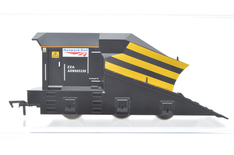 IS19 – Flangeway ADB 965230 - Network Rail Independent Snowplough – Era 10