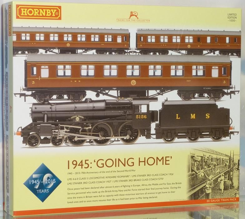 Hornby R3299 1945 'Going Home'