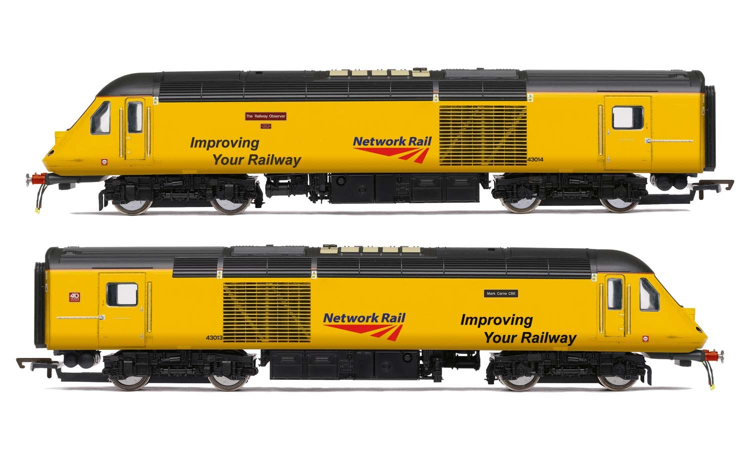 Hornby R3769 Network Rail HST 'Improving Your Railway'