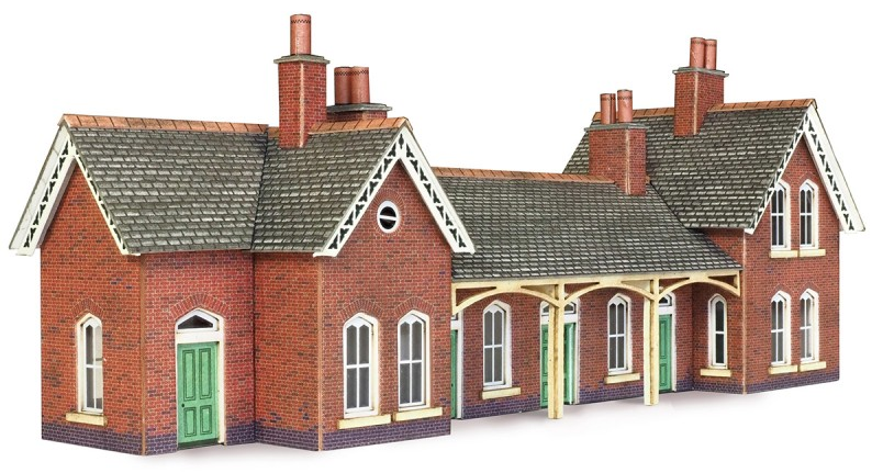 Metcalfe Models PN137 Country Station