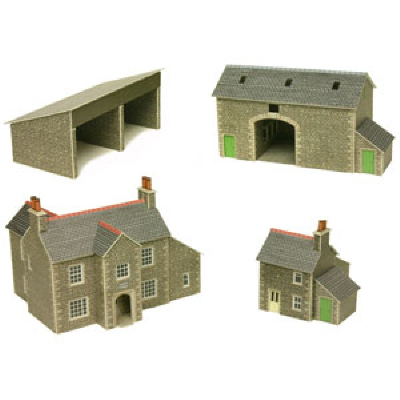 Metcalfe Models PN150 Manor Farm