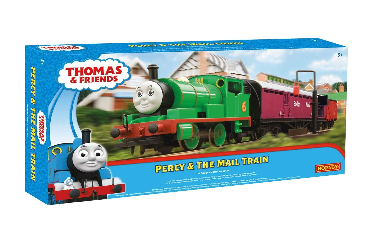 Hornby R9284 Percy and the mail Train Train set