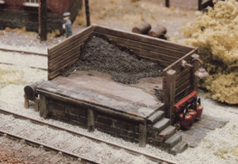 Ratio 505 Coaling Stage