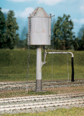 Ratio 528 Water Tower, GW Pillar (conical or flat top)