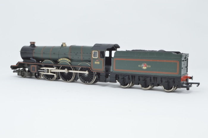 Hornby R082 4-6-0 King Class 'King James II' '6008' BR Green