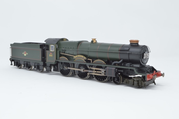 Hornby R2234 4-6-0 King Class 'King William IV' '6002' BR Green