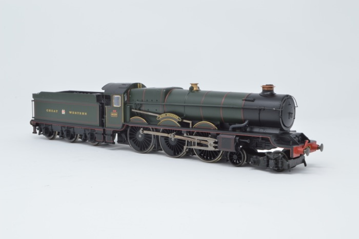 Hornby R2390 4-6-0 King Class 'King Henry II' '6028' GWR Green