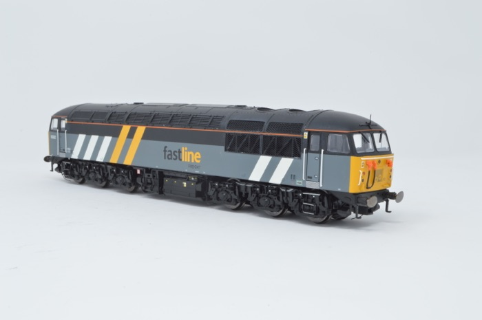 Hornby R2776 Class 56 '56302' Fastline Freight